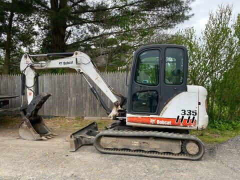 2007 Bobcat 335G for sale at D & M Auto Sales & Repairs INC in Kerhonkson NY