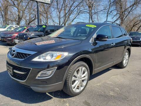 2012 Mazda CX-9 for sale at Real Deal Auto Sales in Manchester NH