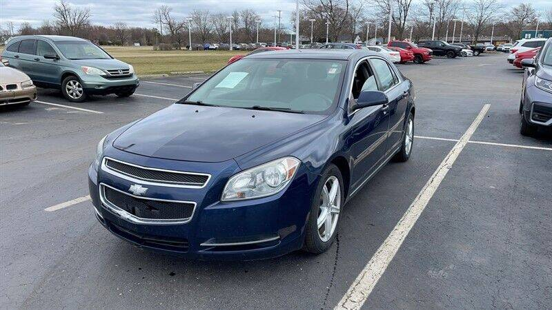 2011 Chevrolet Malibu for sale at WEINLE MOTORSPORTS in Cleves OH