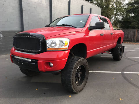 2006 Dodge Ram Pickup 2500 for sale at APX Auto Brokers in Lynnwood WA