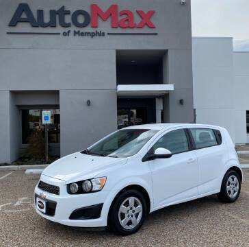 2015 Chevrolet Sonic for sale at AutoMax of Memphis in Memphis TN