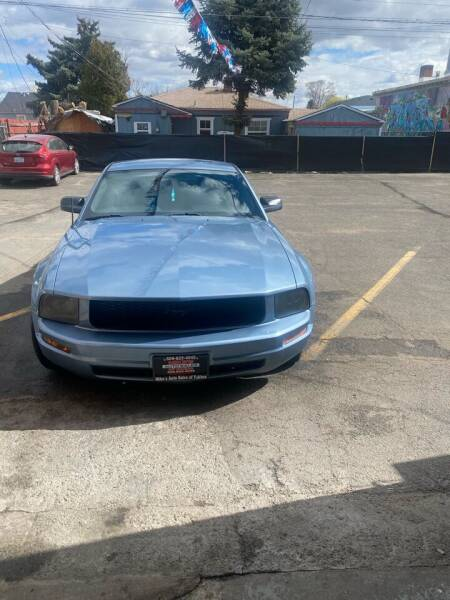 2005 Ford Mustang for sale at Mike's Auto Sales in Yakima WA
