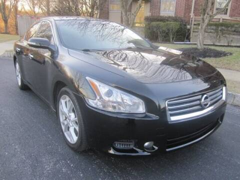 2012 Nissan Maxima for sale at CARSTORE OF GLENSIDE in Glenside PA