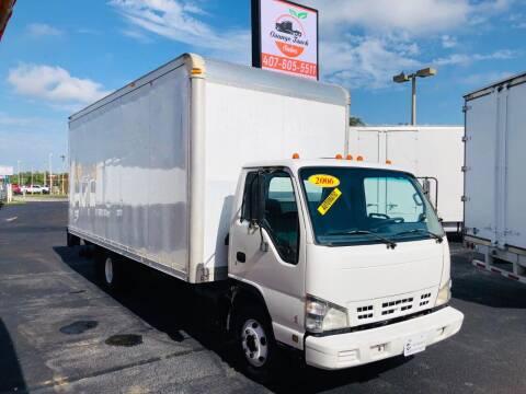 2006 Isuzu NPR for sale at Orange Truck Sales in Orlando FL