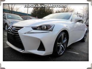 2017 Lexus IS 300 for sale at Rockland Automall - Rockland Motors in West Nyack NY