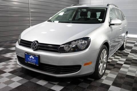 2013 Volkswagen Jetta for sale at TRUST AUTO in Sykesville MD
