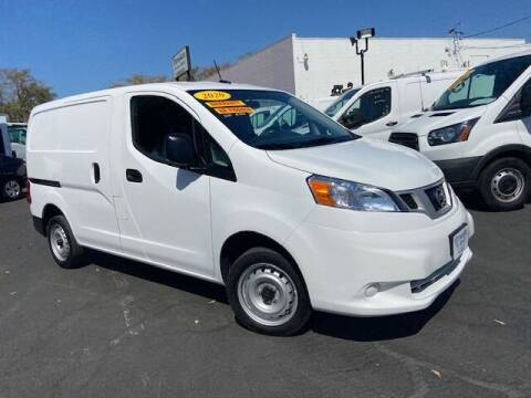 2020 Nissan NV200 for sale at Auto Wholesale Company in Santa Ana CA