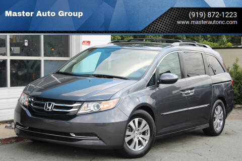 2016 Honda Odyssey for sale at Master Auto Group in Raleigh NC