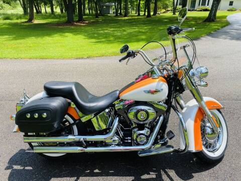 2014 Harley-Davidson® FLSTN - Softail® Deluxe for sale at Street Track n Trail in Conneaut Lake PA