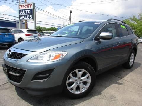 2012 Mazda CX-9 for sale at TRI CITY AUTO SALES LLC in Menasha WI