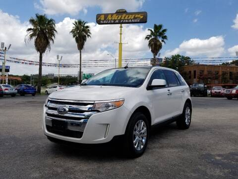 2011 Ford Edge for sale at A MOTORS SALES AND FINANCE in San Antonio TX