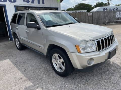 2007 Jeep Grand Cherokee for sale at AMERICAN AUTO COMPANY in Beaumont TX
