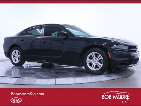2017 Dodge Charger for sale at Bob Moore Kia in Oklahoma City OK