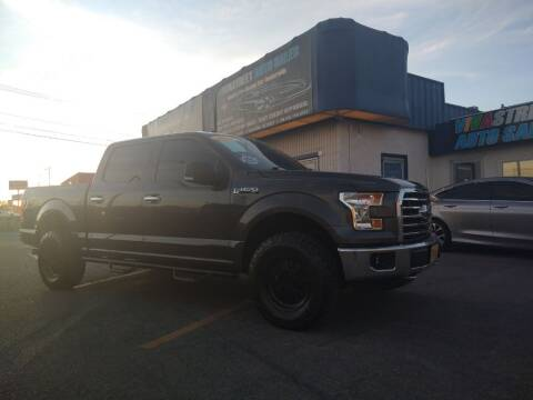 2016 Ford F-150 for sale at VIVASTREET AUTO SALES LLC - VivaStreet Auto Sales in Socorro TX