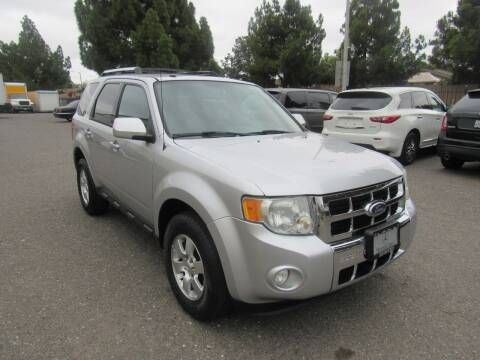 2010 Ford Escape for sale at Auto Land in Newark CA
