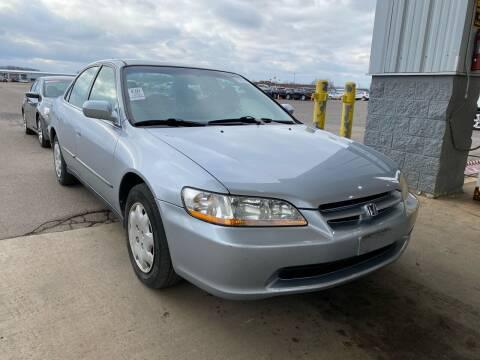 1998 Honda Accord for sale at C & M Auto Sales in Detroit MI