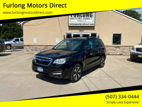 2018 Subaru Forester for sale at Furlong Motors Direct in Faribault MN