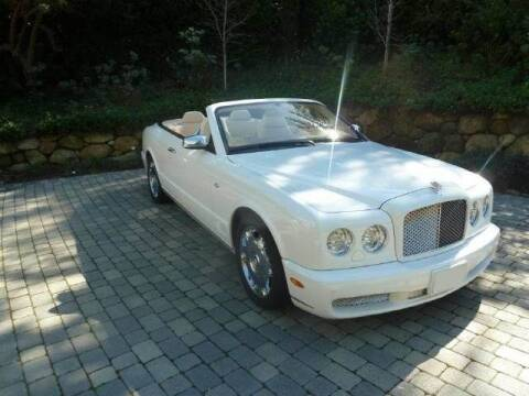 2007 Bentley Azure for sale at Classic Car Deals in Cadillac MI
