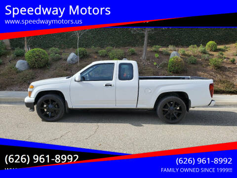 2012 Chevrolet Colorado for sale at Speedway Motors in Glendora CA