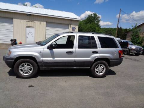 2004 Jeep Grand Cherokee for sale at On The Road Again Auto Sales in Lake Ariel PA