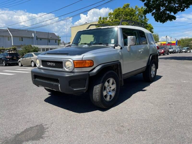 2007 Toyota FJ Cruiser for sale at Kapos Auto, Inc. in Ridgewood NY