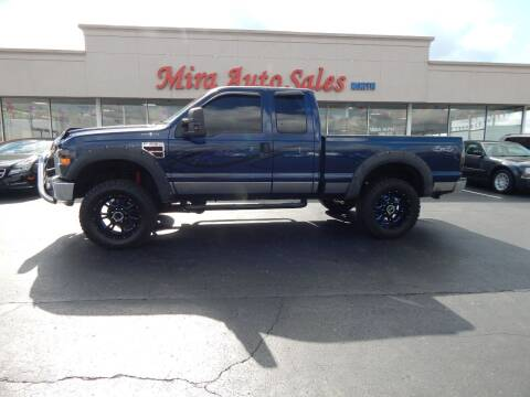 2008 Ford F-350 Super Duty for sale at Mira Auto Sales in Dayton OH