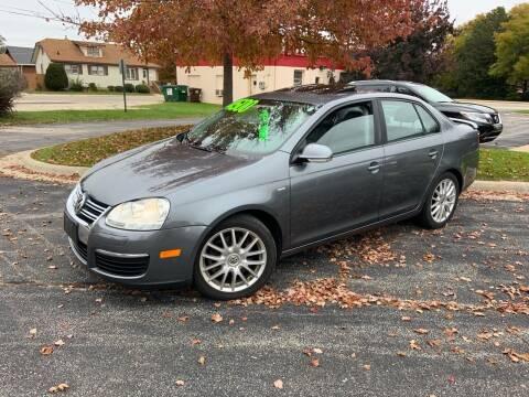 2008 Volkswagen Jetta for sale at Peak Motors in Loves Park IL