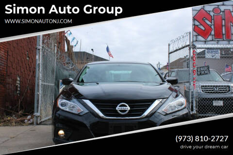 2017 Nissan Altima for sale at Simon Auto Group in Newark NJ