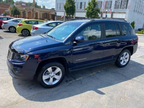 2016 Jeep Compass for sale at East Main Rides in Marion VA