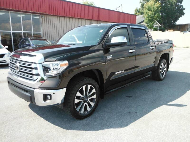 2018 Toyota Tundra for sale at Affordable Automotive, LLC in Bristol TN