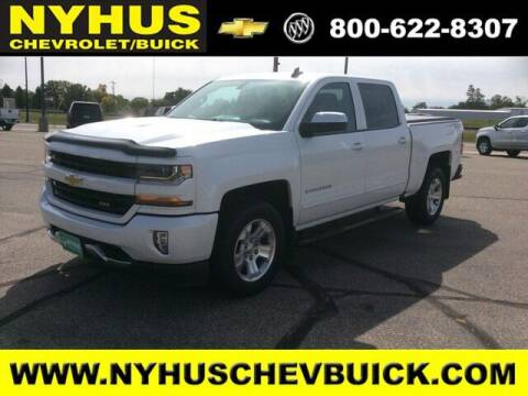 2016 Chevrolet Silverado 1500 for sale at Nyhus Chevrolet Buick in Staples MN