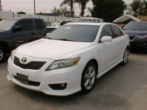 2011 Toyota Camry for sale at Williams Auto Mart Inc in Pacoima CA