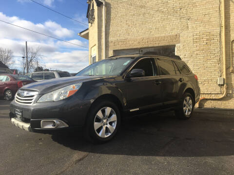 2010 Subaru Outback for sale at Strong Automotive in Watertown WI
