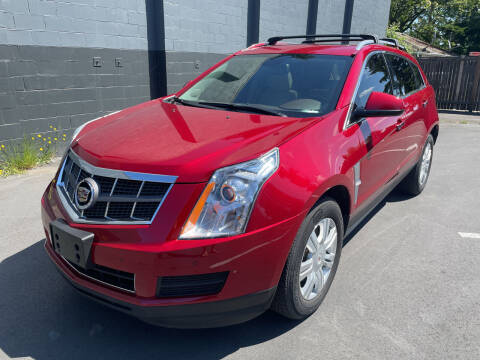 2011 Cadillac SRX for sale at APX Auto Brokers in Lynnwood WA