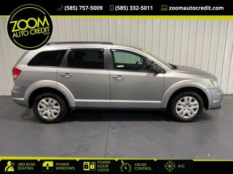 2018 Dodge Journey for sale at ZoomAutoCredit.com in Elba NY