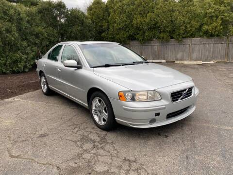 2008 Volvo S60 for sale at Elwan Motors in West Long Branch NJ
