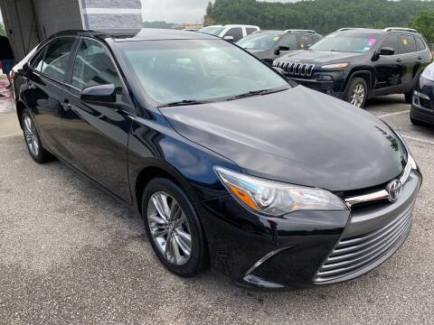 2016 Toyota Camry for sale at Car City Automotive in Louisa KY