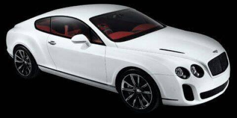 2010 Bentley Continental for sale at Mercedes-Benz of Daytona Beach in Daytona Beach FL