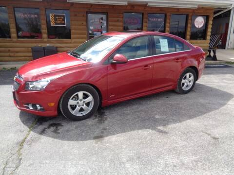 2014 Chevrolet Cruze for sale at Rod's Auto Farm & Ranch in Houston MO