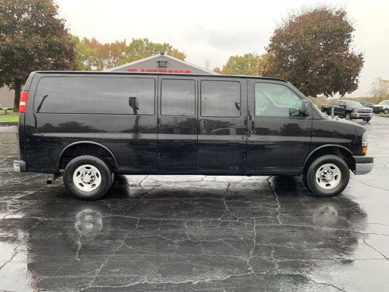 2014 Chevrolet Express Passenger for sale at Hawkins Motors Sales in Hillsdale MI