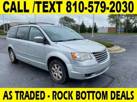 2010 Chrysler Town and Country for sale at LASCO FORD in Fenton MI