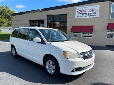 2011 Dodge Grand Caravan for sale at I-Deal Cars LLC in York PA