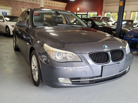 2010 BMW 5 Series for sale at AW Auto & Truck Wholesalers  Inc. in Hasbrouck Heights NJ