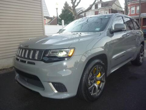 2020 Jeep Grand Cherokee for sale at Pinto Automotive Group in Trenton NJ