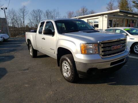 2012 GMC Sierra 2500HD for sale at Highlands Auto Gallery in Braintree MA
