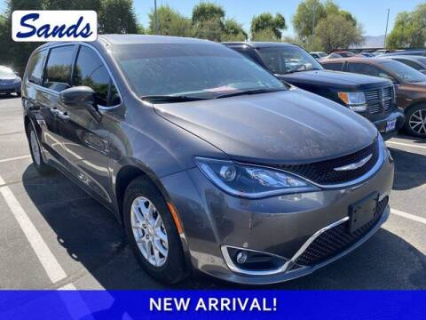 2020 Chrysler Pacifica for sale at Sands Chevrolet in Surprise AZ