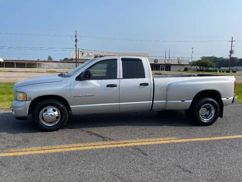 2003 Dodge Ram Pickup 3500 for sale at Double K Auto Sales in Baton Rouge LA