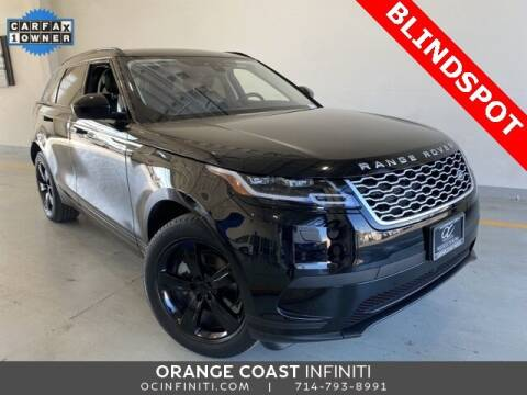 2018 Land Rover Range Rover Velar for sale at ORANGE COAST CARS in Westminster CA