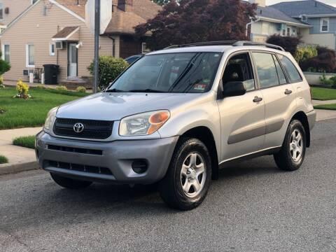 2004 Toyota RAV4 for sale at Reis Motors LLC in Lawrence NY