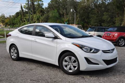 2016 Hyundai Sonata for sale at Elite Motorcar, LLC in Deland FL